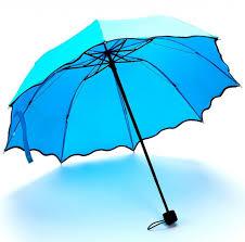 <b>Зонт</b> с <b>проявляющимся</b> рисунком, голубой, SU 0066 (<b>Bradex</b> ...