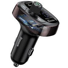 <b>Baseus T</b> typed Bluetooth MP3 – автомобильное <b>зарядное</b> ...