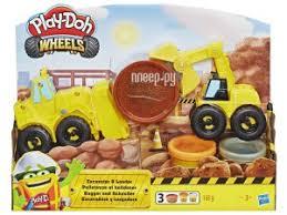 <b>Игрушка Hasbro Play-Doh Экскаватор</b> E4294EU4, код ...