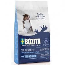 <b>Bozita GRAIN</b> FREE Reindeer <b>сухой</b> беззерновой <b>корм</b> с мясом ...