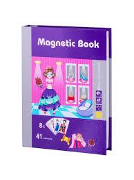"""<b>Развивающая игра</b> """"Маскарад"""" <b>Magnetic Book</b> 7639577 в ..."""