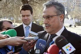 Francisco Becerra, alcalde en funciones de Coslada tras ser operado Raúl ... - 20120621-4653554w