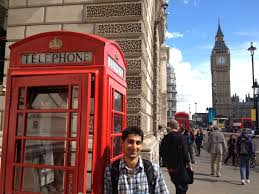 vcu alumnus studying in the uk on fulbright scholarship national kapoor in london