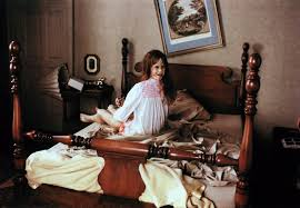 Image result for linda blair head spin