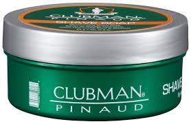 Купить <b>мыло для</b> бритья <b>Clubman</b> Shave <b>Soap натуральное</b> 59 гр ...