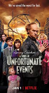 A Series of Unfortunate Events (TV Series 2017–2019) - IMDb