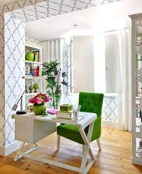 colorful home office decor ideas bright colorful home