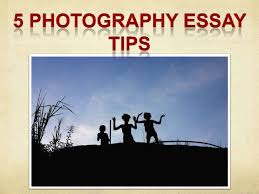 photojournalism and documentary photography        photography essay