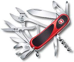 Купить <b>Нож перочинный Victorinox EvoGrip</b> S557 2.5223.SC 85мм ...