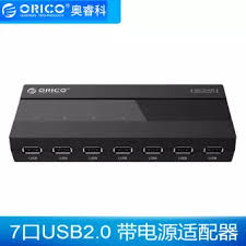 Original New Product <b>ORICO H727RK</b> ABS <b>7 Ports</b> 3.0 USB HUB ...