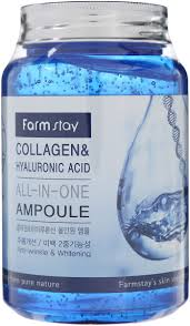 <b>FARMSTAY</b> All In One Collagen and Hyaluronic Ampoule ...