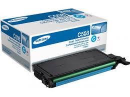 <b>Картридж Samsung CLT</b>-<b>C508L</b> увеличенный голубой для <b>CLP</b> ...