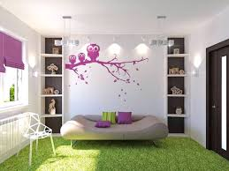 Purple Living Room Design The Popular Girl Bedroom Color Ideas Design Gallery In The Popular