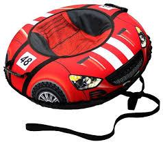<b>Тюбинг Митек</b> Спортивная машинка <b>110</b> см — купить по ...