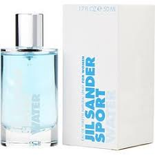 ( PACK 6) <b>JIL SANDER SPORT WATER</b> EDT SPRAY 1.7 OZ By Jil ...