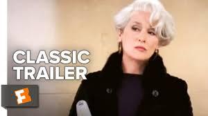 <b>The Devil Wears Prada</b> (2006) Trailer #1 | Movieclips Classic ...