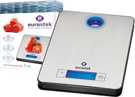 <b>Eurostek EKS</b>-<b>5000 Весы кухонные</b> электронные 5кг 1г купить с ...