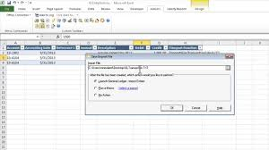 importing data from excel into sage 300 construction and real importing data from excel into sage 300 construction and real estate part 1 of 4