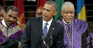 Image result for obama sing amazing grace