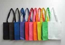 Resultado de imagen de bolsas de tela