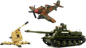 <b>Sluban</b> WWII M38-B0697 The Battle for Kursk - YouTube