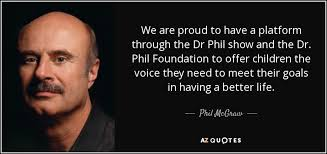 100 QUOTES BY PHIL MCGRAW [PAGE - 3]   A-Z Quotes via Relatably.com