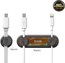 Bcase Magnetic Cable Clamps Desktop Cable Clips ... - Amazon.com