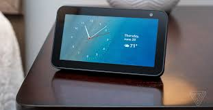 Amazon Echo Show <b>5</b> review: the smart alarm clock to get - The Verge