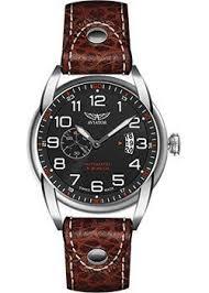 <b>Часы Aviator V</b>.<b>3.18.0.100.4</b> - купить мужские наручные <b>часы в</b> ...