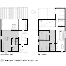 Black Cube House by KameleonLab   CAANdesign    black cube house kameleonlab bc plans final
