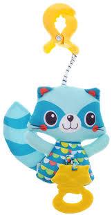 Tiny <b>Love</b> Мягкая игрушка-<b>подвеска</b> Енот — купить в интернет ...