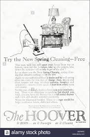 original 1920s advertisement advertising hoover vacuum cleaner original 1920s advertisement advertising hoover vacuum cleaner consumer magazine advert circa 1924