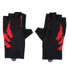 <b>1 Pair Cycling Gloves</b> Anti skid Half finger Bicycle Gloves Mountain ...