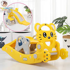 <b>Infant Shining</b> Slides for Kids <b>Rocking</b> Horse 4 in 1 <b>Baby</b> Toys ...