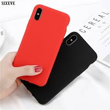 luxury silicone case for xiaomi redmi 7 pro prime tpu back cover soft matte 360 shockproof fashion high quality