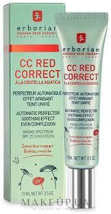 <b>Erborian</b> СС <b>Red</b> Correct - <b>Корректирующий</b> крем для лица ...