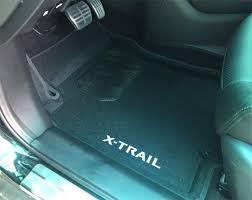 Тюнинг X-Trail 2019- Ковры <b>салона 3D</b>, <b>велюровые</b>, 4 штуки ...