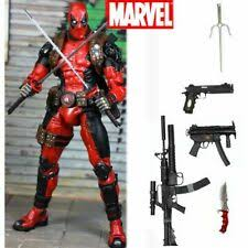 <b>Deadpool NECA</b> Action Figures for sale | eBay