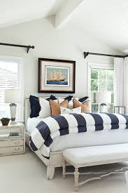 beach style bedroom with white walls distressed furniture and simple yet cute bedding set beach style bedroom furniture