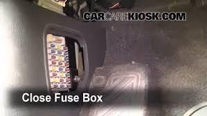 interior fuse box location 2003 2009 kia sorento 2003 kia interior fuse box location 2003 2009 kia sorento 2003 kia sorento ex 3 5l v6