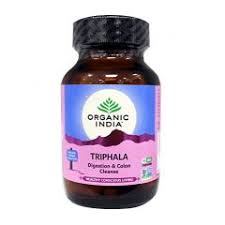 <b>Трифала</b> Органик Индия (Triphala Organic India), 1 упаковка по <b>60</b> ...
