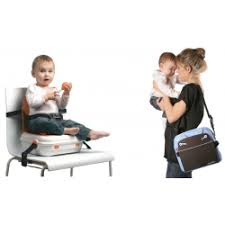 Отзывы о Переносная <b>сумка</b>-стульчик <b>BenBat</b> YummiGo