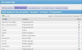 organization efront wiki job position skills png