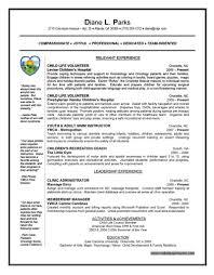 child life intern resumefree resume templates
