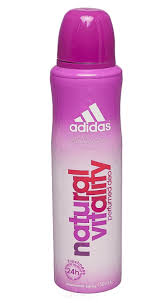 Adidas <b>Дезодорант</b> жен. <b>Natural Vitality</b>, 150 мл - купить по цене ...