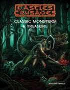 Castles & Crusades Classic <b>Monsters</b> & Treasure 2nd <b>Printing</b> - Troll ...