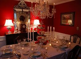 Christmas Dining Room Impressive Christmas Dining Room Table Decoration Ideas On Dining