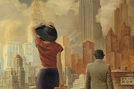 5 главных романов о <b>Нью</b>-<b>Йорке</b>