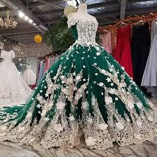 <b>2019</b> New High end <b>Evening Dress Banquet</b> Luxury Green Lace ...
