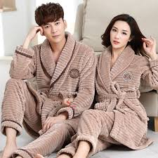 Pajamas Mens Cotton Long-Sleeved <b>Autumn</b> and <b>Winter</b> Models ...